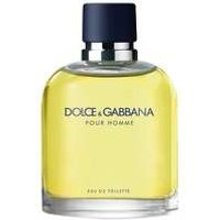 DOLCE and GABBANA Pour Homme EDT Spray 200ml