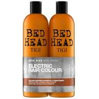 TIGI Bed Head Colour Goddess Tween Set: Shampoo 750ml & Conditioner 750ml  Haircare