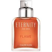 Calvin Klein Eternity Flame For Men EDT Spray 100ml  Aftershave
