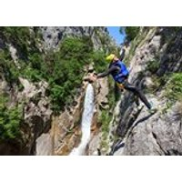 Save 10.00%! Cetina River Extreme Canyoning Adventure From Split
