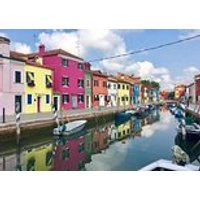 Grand Canal Boat Private Tour: Murano and Burano