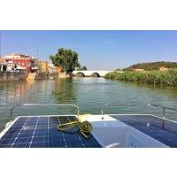 Bootsfahrt auf dem Rio Arade von Portimao nach Silves