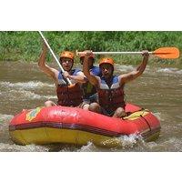 Telaga Waja River Rafting with Lunch