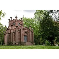 Frankfurt Cemetery - Burial and grave culture in Germany