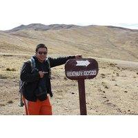 Huchuy Qosqo day hike from Tauca