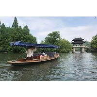 Hangzhou Private Tour from Shanghai Featuring West Lake and Hefang Street