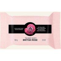 British Rose Peeling-seife 100 G