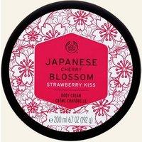 Japanese Cherry Blossom Strawberry Kiss Body Butter 200 ML