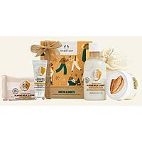 Soothe and Smooth Almond Milk and Honey Essentials Gift Soothe and Smooth Almond Milk and Honey Essentials Gift