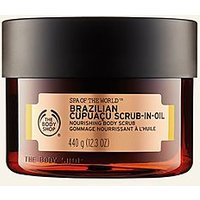 Spa Of The World™ Brazilian Cupuaçu Scrub-in-oil Spa Of The World™ Brazilian Cupuaçu Scrub-in-oil
