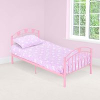 Christow Pink Toddler Bed Frame