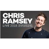 Chris Ramsey Live 2018: The Just Happy To Get Out Of The House Tour