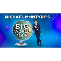 Michael McIntyre's Big World Tour 2018 - Official Platinum Tickets