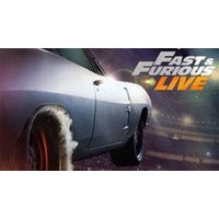 Fast and Furious Live - Quarter Mile Gold Package