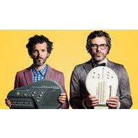 Flight of the Conchords sing Flight of the Conchords Tour