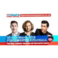 Big Mouth Comedy Festival - Milton Jones and Others