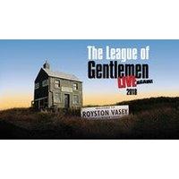The League Of Gentlemen Live Again! - Platinum
