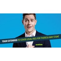 Lee Nelson - Tour extended to cover legal fees for Theresa May stunt