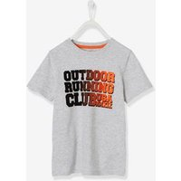 Sports T-Shirt for Boys grey light mixed color