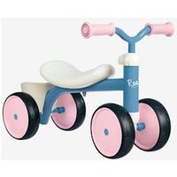 Rookie Ride-On, by SMOBY pink light solid