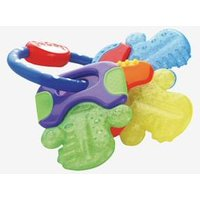 NUBY CoolbiteT Cooling Teething Ring muticolour