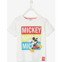 Mickey® T-Shirt by Disney, for Boys white light solid with design