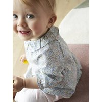 Blouse in Liberty Fabric, for Babies, by Cyrillus liberty katie and millie