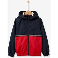 Sports Jacket for Boys, by Cyrillus navy/red