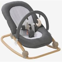 Baby Bouncer with Arch, Babydream grey