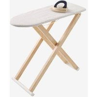 Ironing Board white medium solid with design.