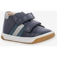 Trainers for Baby Boys, Oops Scratch, by SHOO POM® blue dark solid