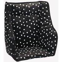 VERTBAUDET High Chair Cushion printed black