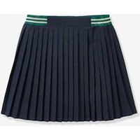 Pleated Skirt for Girls, by CYRILLUS navy