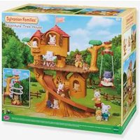Adventure Tree House, SYLVANIAN FAMILIES brown