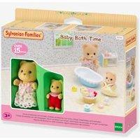 Baby Bear Bath Time - SYLVANIAN FAMILIES light brown