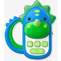 Dinosaur Toy Phone, by SKIP HOP Zoo blue/multi