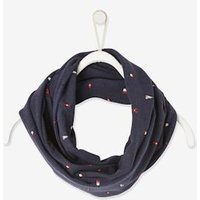 Snood with Flag Print for Boys blue medium mixed color