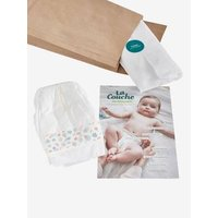 5 Nappies Trial Kit, by Vertbaudet white