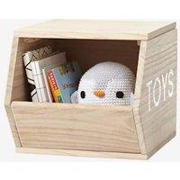 Toys Storage Cube wood.