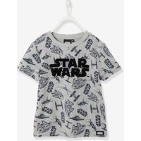 Boys Star Wars® T-Shirt grey light all over printed
