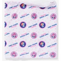 Girls' My Little Pony ® Snood pink light all over printed