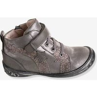 Girls' Boots, Autonomy Collection grey medium solid