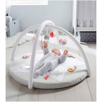 Activity Play Mat, Star Shower Theme white light all over printed