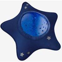 Calm Ocean Night Light & Dynamic Projector blue medium solid