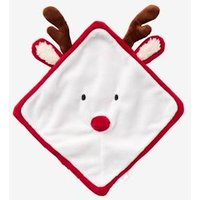 Christmas Reindeer Toy red light solid