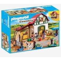 6927 Pony Farm by Playmobil red medium 2 color/multicol