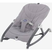 CHICCO's Pocket Relax Baby Bouncer grey medium solid
