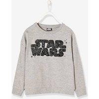 Girls' Star Wars ® Sweatshirt grey light mixed color