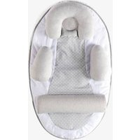 Sleeping Support, Baby Nest by TINEO white light solid
