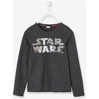 Star Wars ® Top with Reversible Sequins for Girls grey dark mixed color